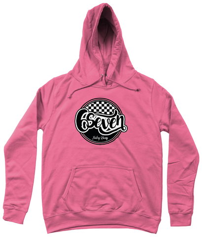 Womens 'Retro' College Hoody