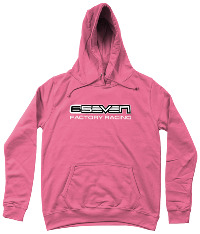 Womens 'Factory Racing' College Hoody