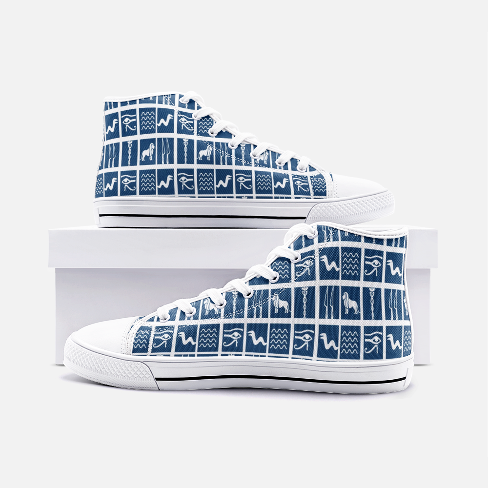 Only Connect Unisex Canvas Shoes - BIZARRE FASHIONS