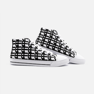 Bizarre Fashions high top sneakers - BIZARRE FASHIONS