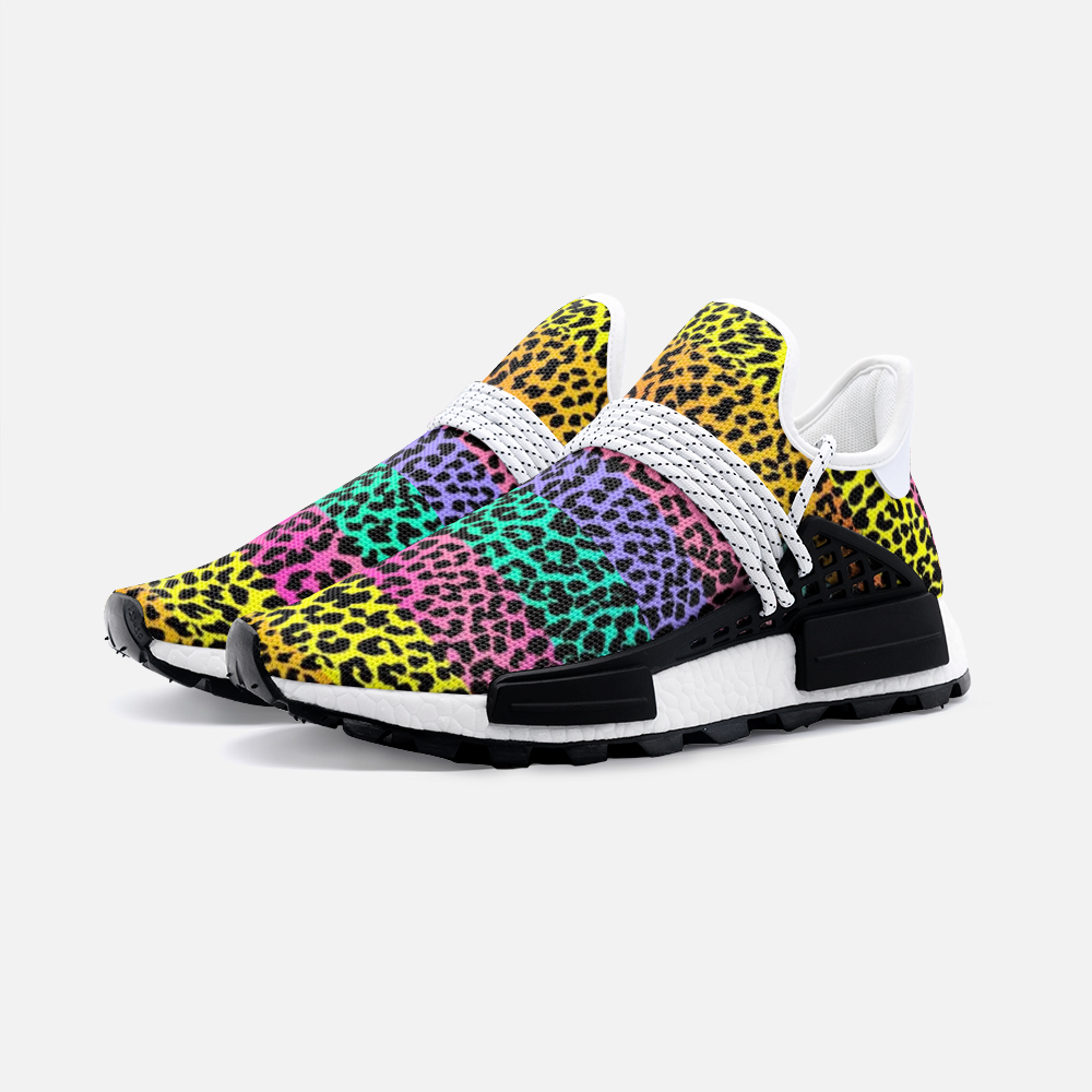 Multi color Panther Lightweight Sneaker - BIZARRE FASHIONS