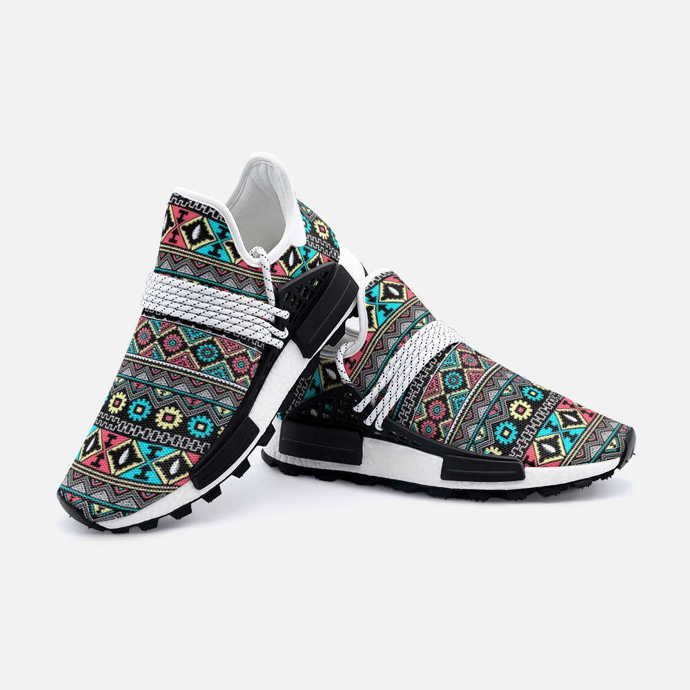 Tribal Pattern, Tribal Boho Sneaker - BIZARRE FASHIONS