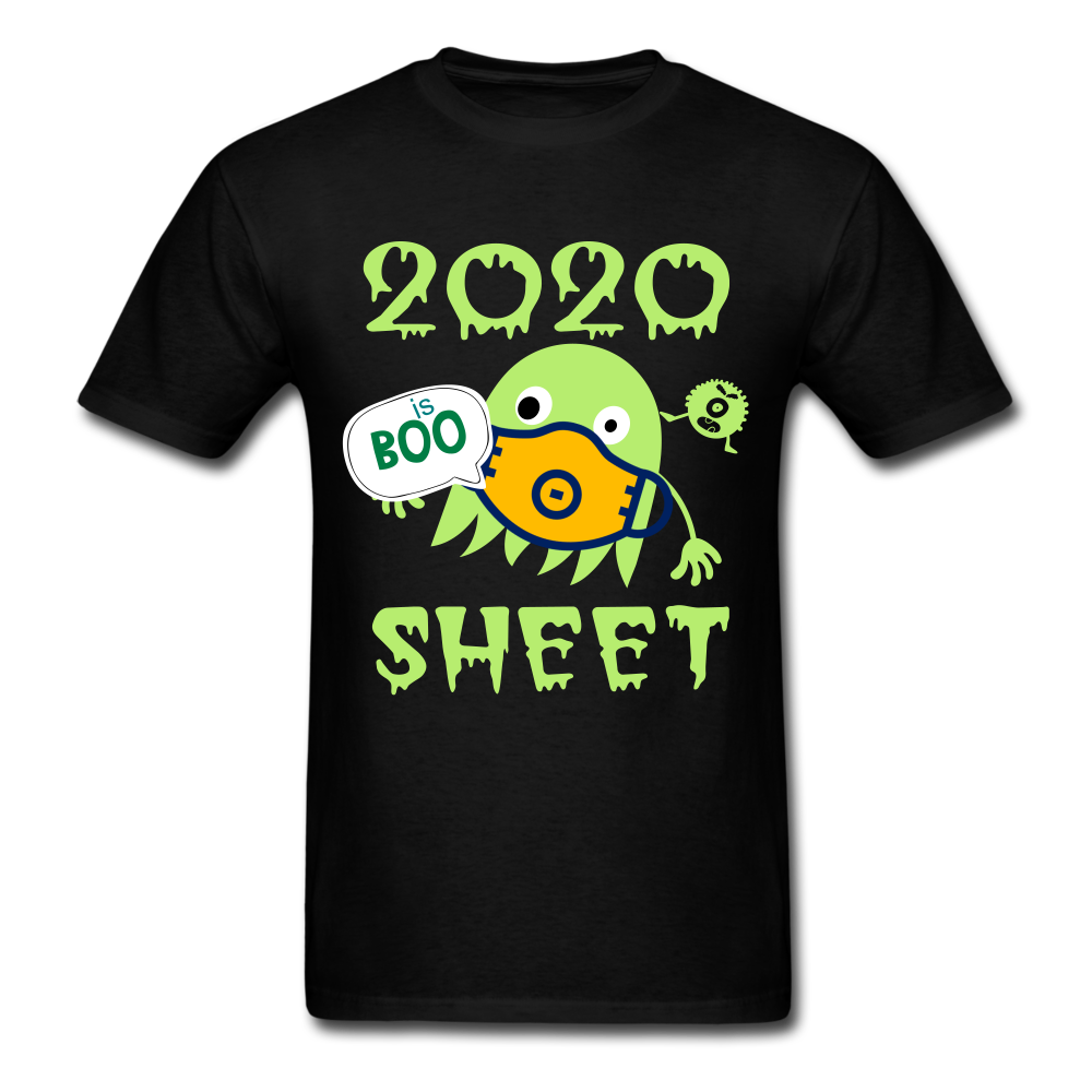 2020 is boo sheet shirt, Unisex T-Shirt - BIZARRE FASHIONS