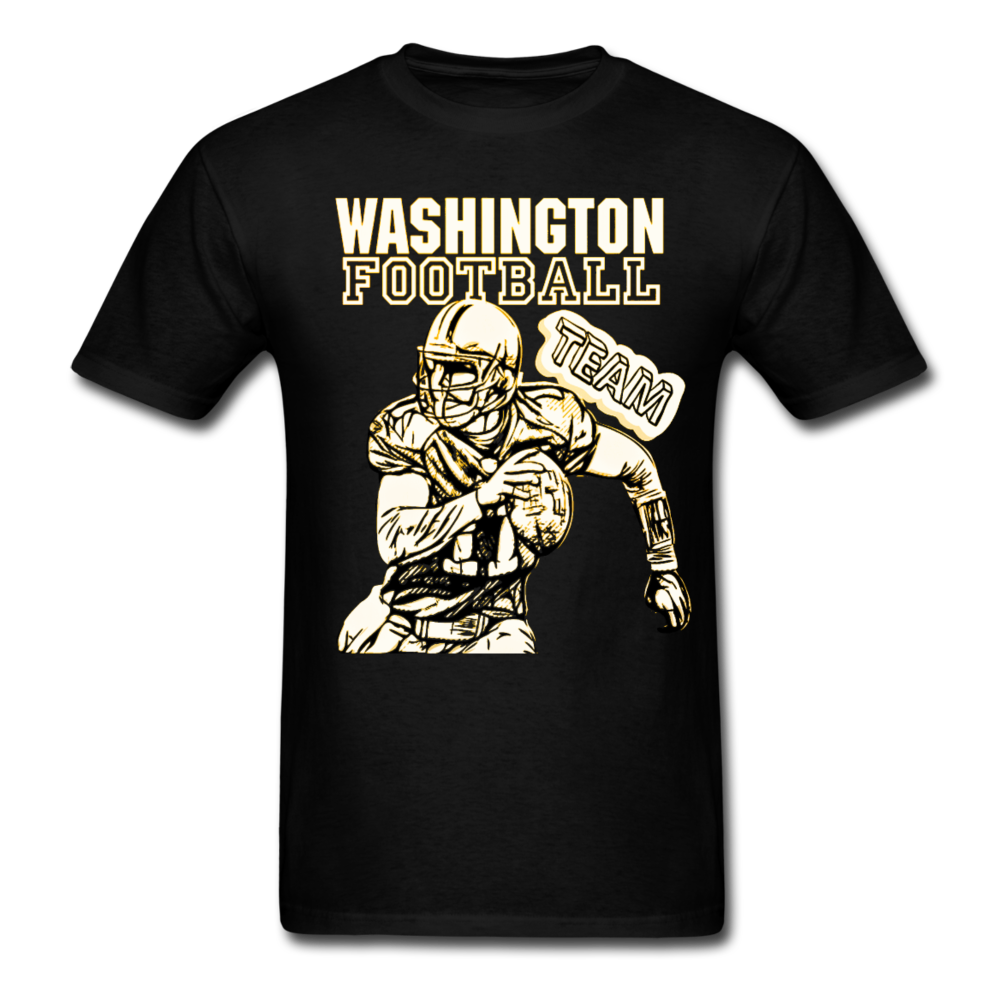 Washington football team shirt, Unisex T-Shirt - BIZARRE FASHIONS