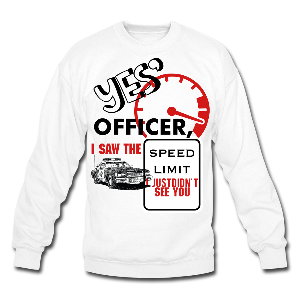 Humor Driver Police Shirt Mechanic Gift Car Mechanics Sweatshirt - BIZARRE FASHIONS