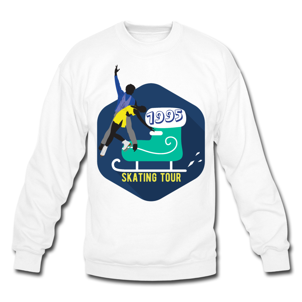 1995 figure skating tour of the world Sweatshirt - BIZARRE FASHIONS