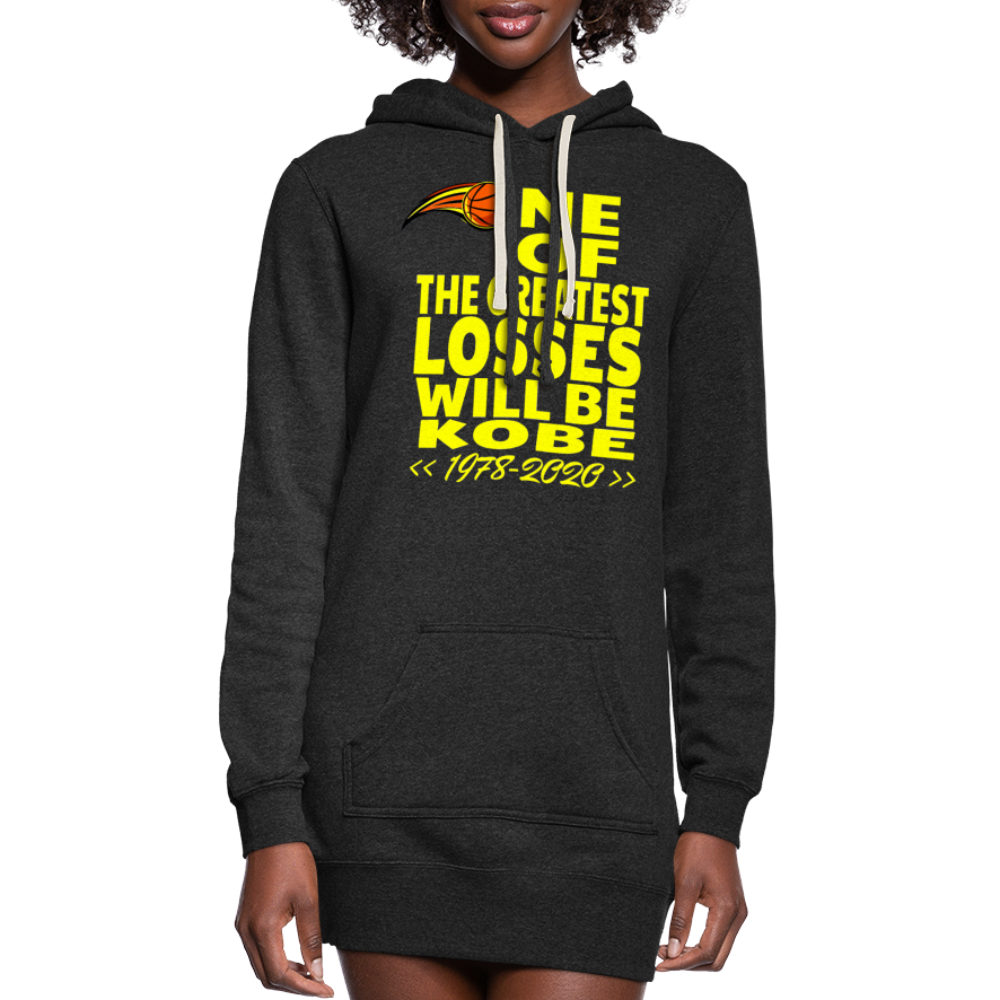 Kobe Bryant Women's Hoodie Dress - BIZARRE FASHIONS