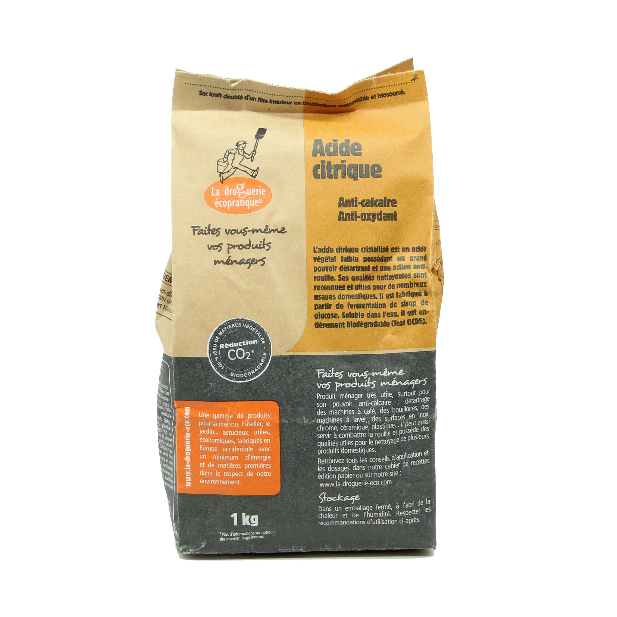 Acide citrique - 1kg