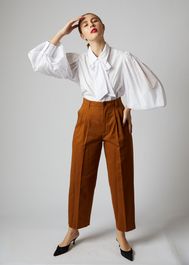 Cotton Cassie Pants