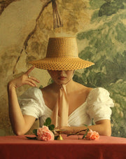 Honey Straw Hat