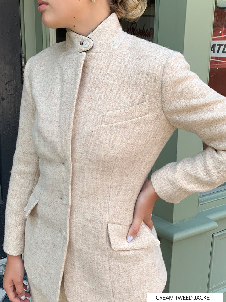 PRE-ORDER Tweed Jacket - Frida Suit Separates