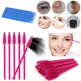 False Eyelashes Extension Practice Exercise Set