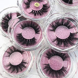 5D Mink Eyelashes New 10 Styles Lot