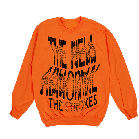 THE NEW ABNORMAL CREWNECK + DIGITAL ALBUM