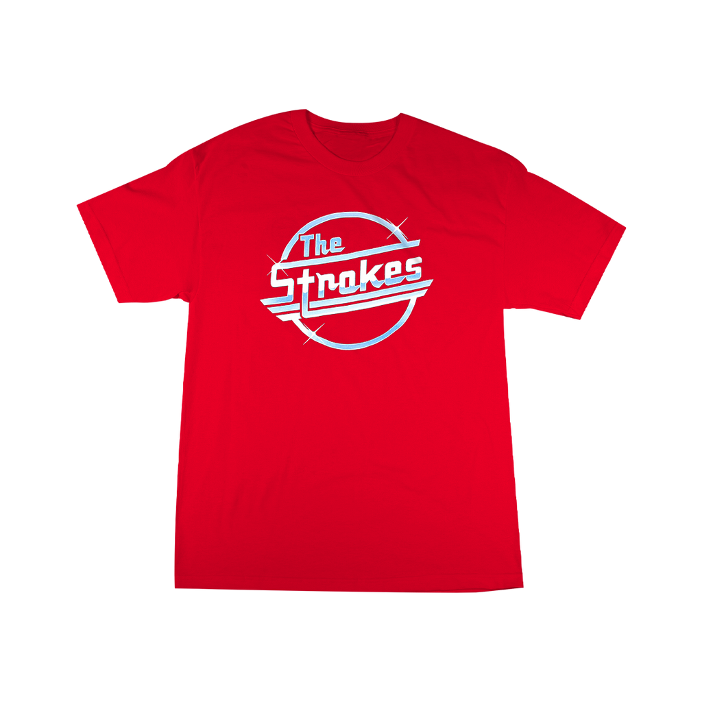 THE STROKES MAGNA LOGO T-SHIRT II