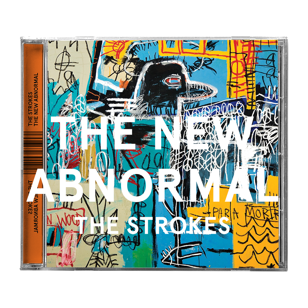 THE NEW ABNORMAL CD + DIGITAL ALBUM