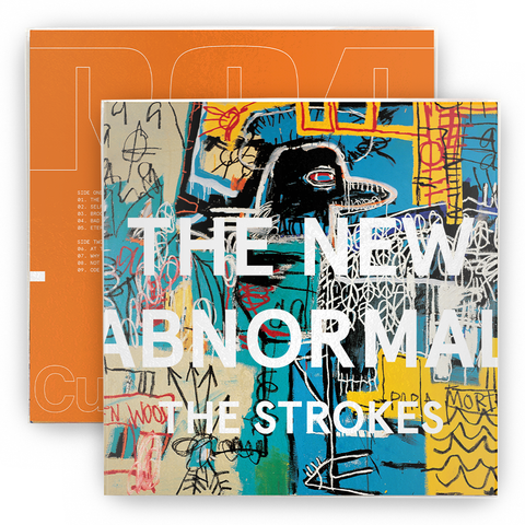 THE NEW ABNORMAL VINYL + DIGITAL ALBUM