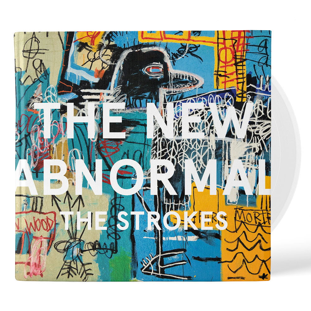 The New Abnormal Deluxe Photo Book + Digital Album