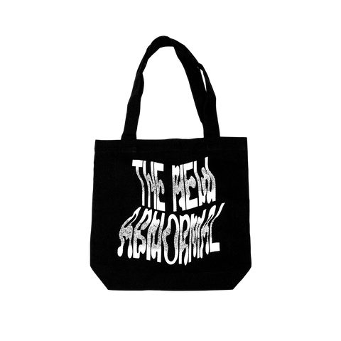 THE NEW ABNORMAL CANVAS TOTE