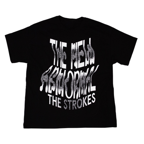 THE NEW ABNORMAL T-SHIRT I + DIGITAL ALBUM