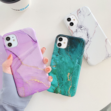 Load image into Gallery viewer, Marble iPhone Cases