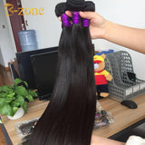 Silky Straight bundles 8A