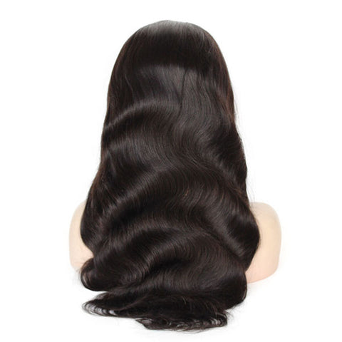 Body Wave HD Closure Wig