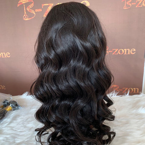 Loose Body Wave HD Lace Wig 5 ×5