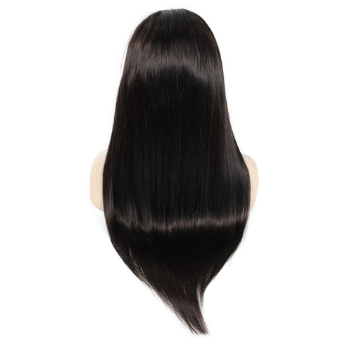 Straight HD Closure Wig