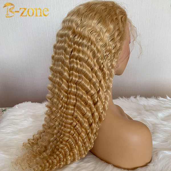 #613 Deep Wave lace front wig