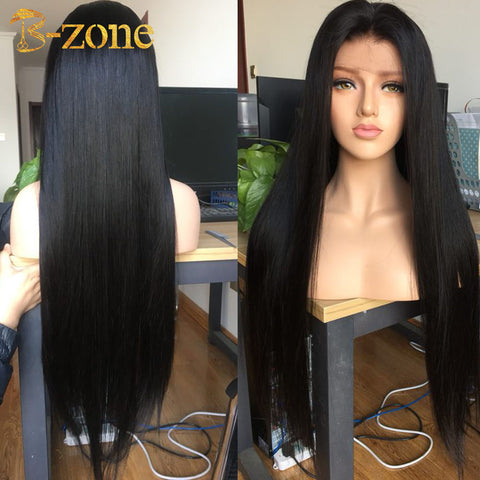 Silky Straight Hair Wig