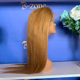 #27 Straight Lace Wig 150% Density