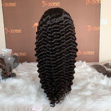 Deep Wave 13×4 HD Lace Frontal Wig 150% Density
