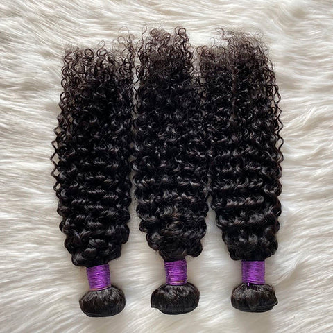 8A Curly 3 Bundles