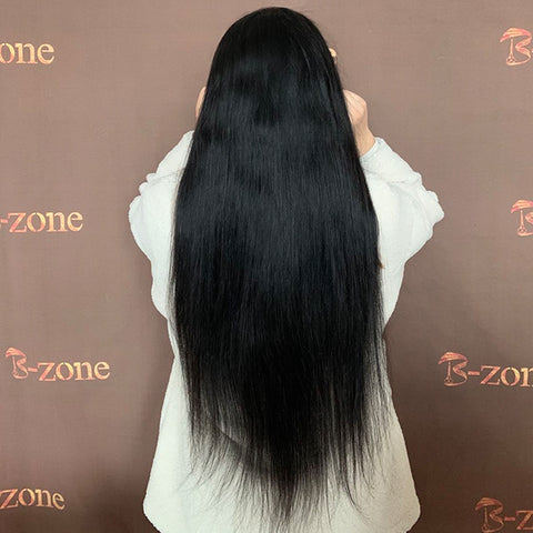 Straight 13× 4 HD Lace Frontal Wig 150% Density
