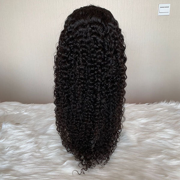 Spanish Curly 13 ×6 HD Lace Wig 150% Density