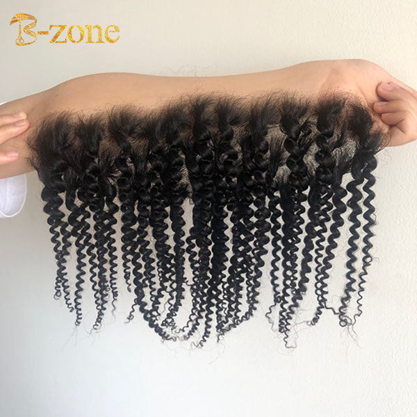 Kinky Curly HD Lace Frontal 13x4