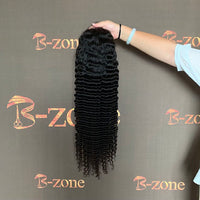 Deep Wave 13×6 HD Lace Frontal Wig 150% Density