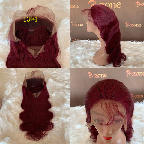 99j Body Wave Lace Wig 150% Density