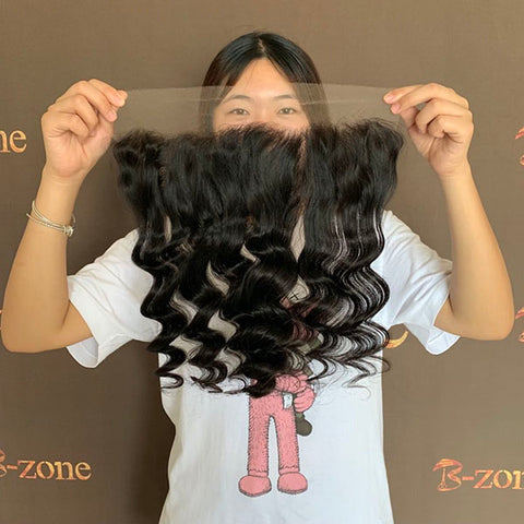 Loose Wave HD Lace Frontal 13×4