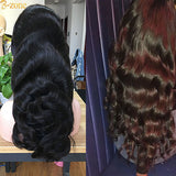 Fullness Body wave full lace wig