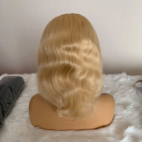 #613 Body Wave 5× 5 transparent Lace Wig 150% Density