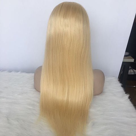 #613 Straight 5×5 Lace Wig 150% Density