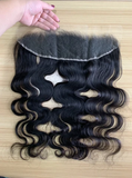 HD Swiss lace 13x4 Frontal