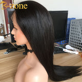 Straight Full Lace Wig 150% Density
