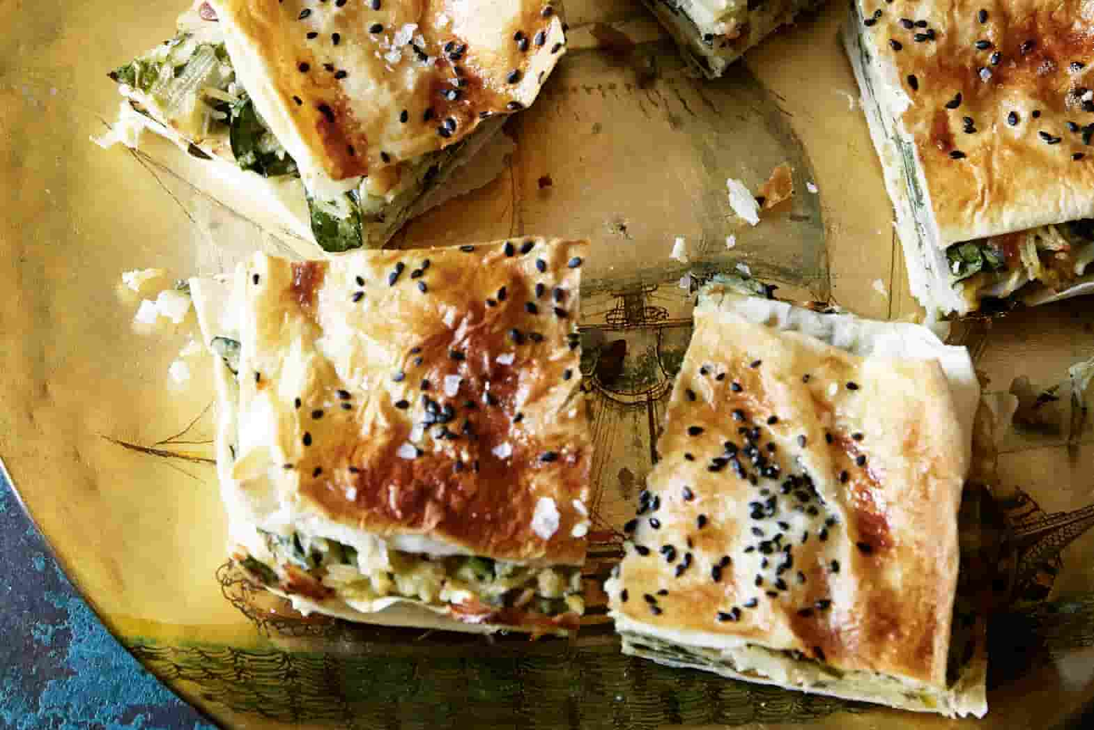 Black Sea Börek Recipe