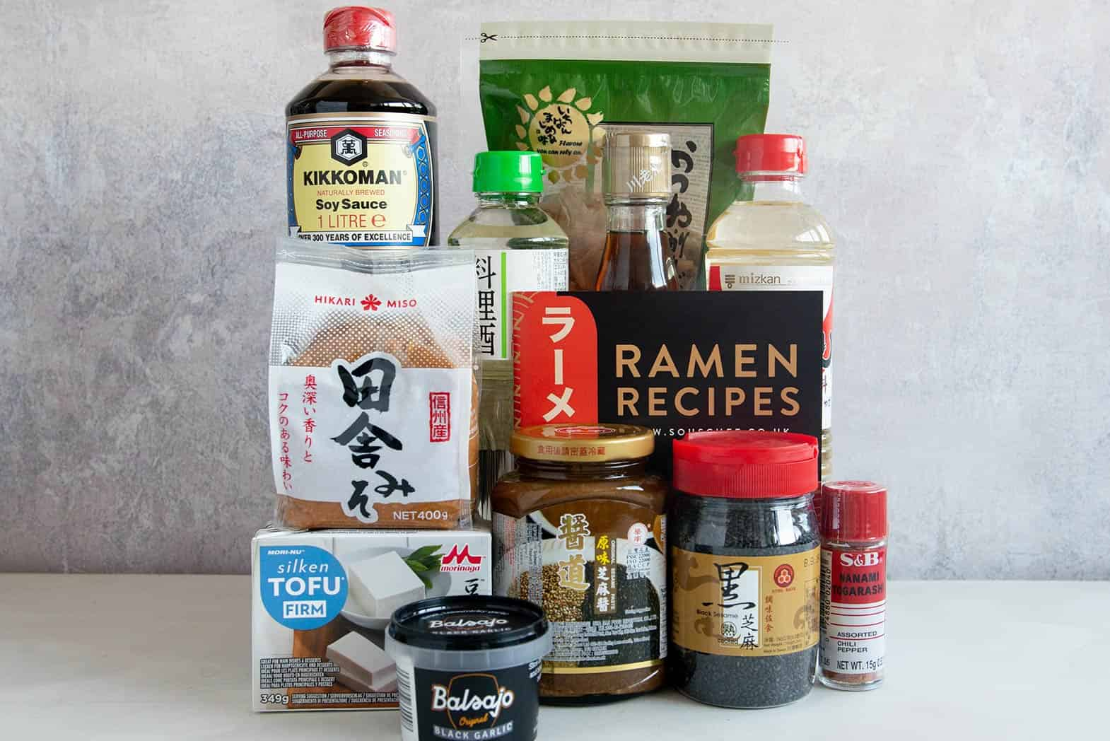 The Ultimate Japanese Ingredients For Your Kitchen, by Reiko Hashimoto