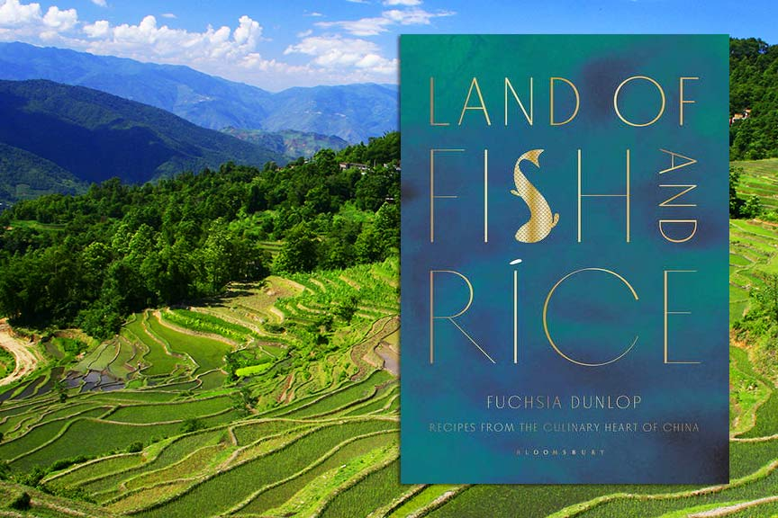 Land Of Fish & Rice: Fuchsia Dunlop's Ingredients For Jiangnan Cooking