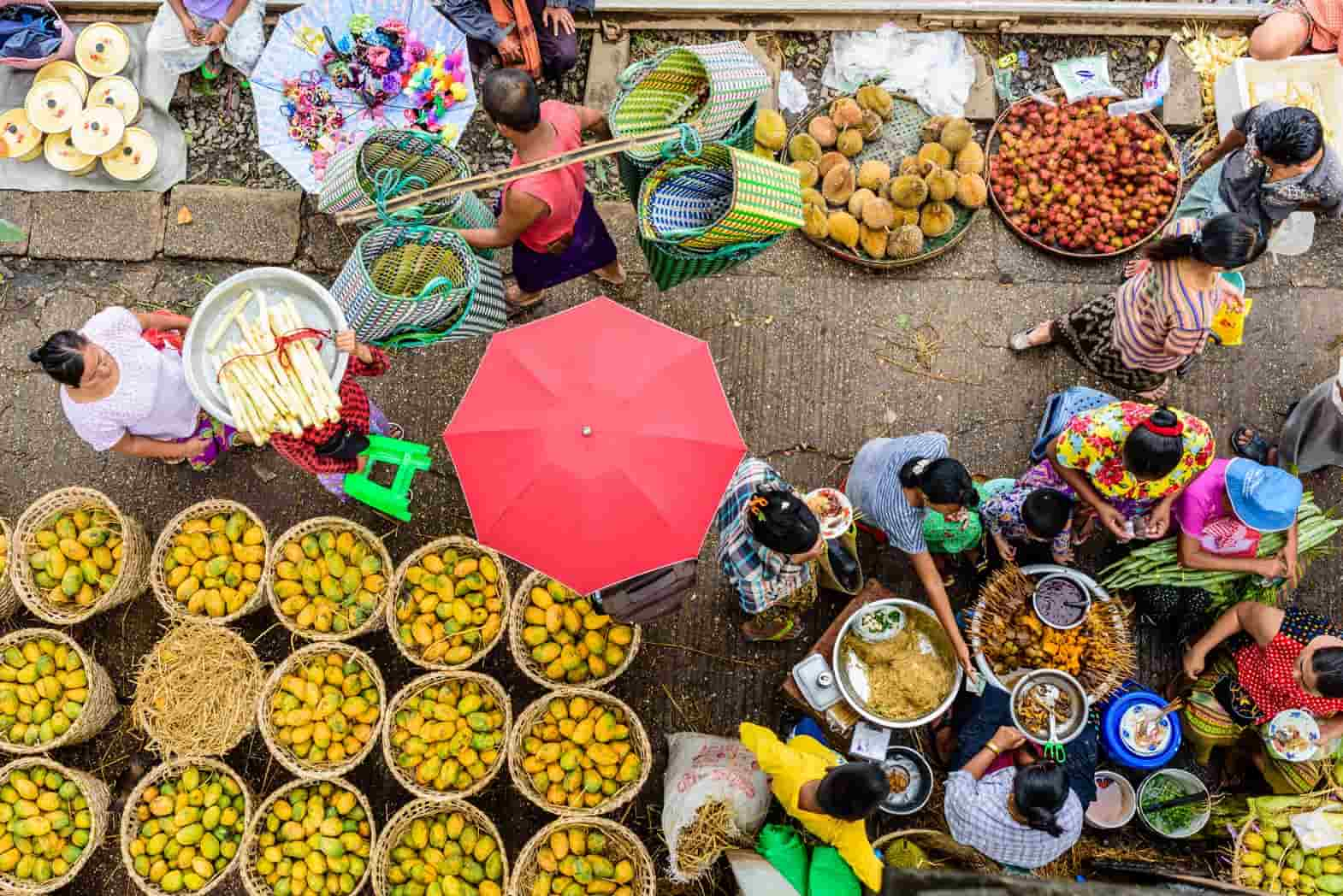 Everything you need to know about Burmese food and ingredients