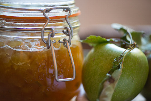 Apple And Jasmine Jam Recipe